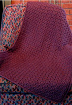Surrounded Afghan Pattern Pattern