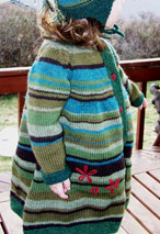 Sophia's Birthday Jacket Pattern Pattern