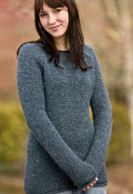 Comfy Boyfriend Crochet Sweater Pattern Pattern