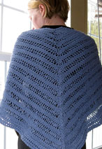 Dragon Tail Shawl Pattern Pattern