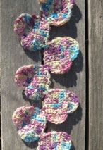 Follow Your Heart Crochet Scarf