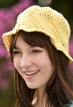 Cotton Crochet Sunhat  Pattern