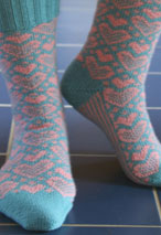 Sweet Socks Pattern