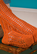Durango Crochet Socks Pattern