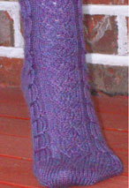 Athelrod Toe Up Socks Pattern