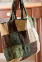 Patchwork Tote Pattern
