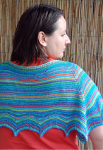 Agate Capelet Pattern