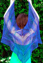 Vixen Shawl Pattern