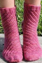 Soft Serve Socks Pattern