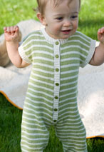 Simply Cotton Romper Pattern