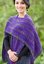 Linear Shawl Pattern