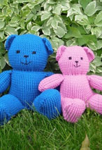 A Pair of Bears Pattern