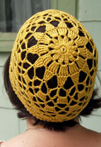 Radiant Sun Crochet Hat Pattern