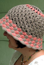 Garden Crochet Hat Pattern
