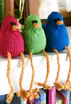 Itty Bitty Birdies (Plain Jane) Toys