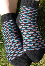 Candy Toes Socks Pattern