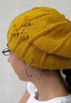Darling Honey Hat Pattern