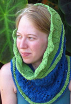 Withig Wimple, Cowl and Circular Scarf Pattern