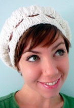 Meringue Hat Pattern