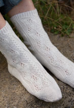 Ona's Lace Socks Pattern