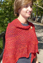 Mercia Shawl Pattern