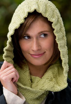 Kombu Moebius Cowl & Hood for Child & Adult Pattern