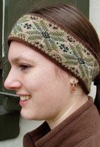 North Star Headband  Pattern
