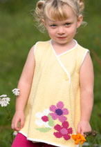 Wrap Around Child Top Pattern