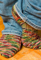 Amy Sock Pattern