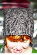 Haka Hats + Cowl Hat  Pattern