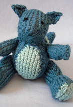 Seamus the Baby Dragon Pattern