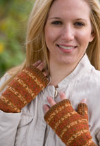 Crispin Mitts Pattern