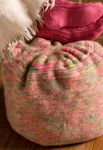 Felted Footstool Pattern