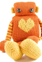 Louie the Lovebot Pattern