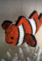 Joker the Clownfish Pattern