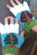 Seasons Gloves Pattern