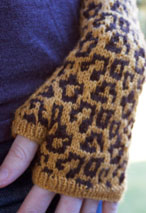 Rowr Mitts  Pattern