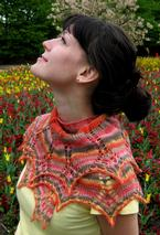 Sunrise Shawlette Pattern
