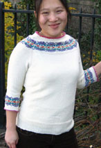 Jane Pullover Pattern