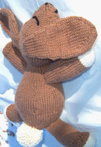 Billy Bliss Bunny Rabbit Pattern