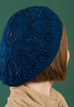 Circle of Hearts Beret Pattern
