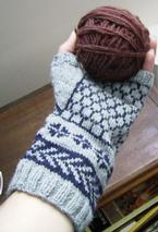 Natalie Mitts Pattern