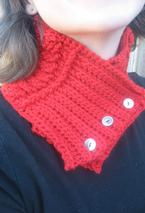 A Touch of Spice Crochet Cowl Pattern