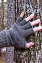 Sportsman Fingerless Gloves Pattern