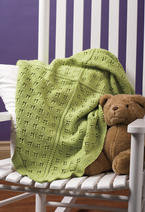 Evellyn Anne Baby Blanket Pattern
