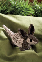 San Antonio Sam, the Nine-Banded Armadillo Pattern