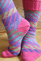 Socks of a Different Stripe Pattern