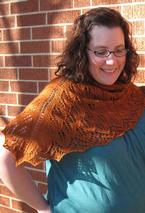 Snuggery Shawl Pattern