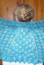 Miss Judith's Shoulder Shawl Pattern