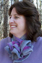 Ruffled Ascot Pattern